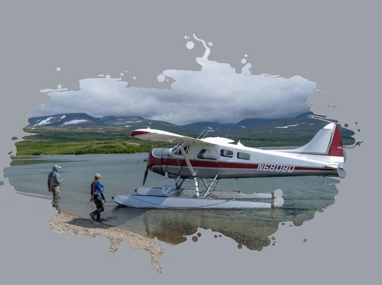 Beaver Fly Out Alaska