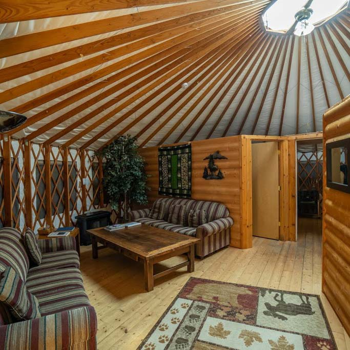 Bear Trail Lodge Yurt