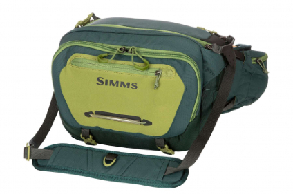 fly fishing hip pack